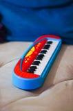 Tastiera del giocattolo Fotografie Stock