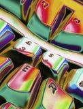 Tastiera di computer Immagine Stock Libera da Diritti