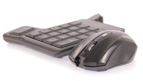 Tastiera di computer e del topo Immagine Stock Libera da Diritti
