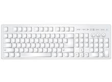 Tastiera di multimedia Immagini Stock