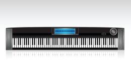 Tastiera di piano Fotografia Stock Libera da Diritti