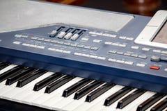 Tastiera di piano Immagine Stock
