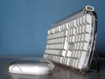 Tastiera e mouse Immagine Stock