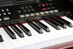 Tastiera moderna Immagini Stock Libere da Diritti