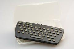 Tastiera per il telefono cellulare Fotografie Stock Libere da Diritti