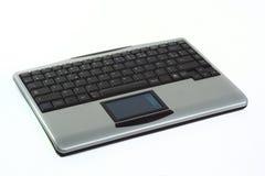 Tastiera senza fili per il PC Fotografia Stock