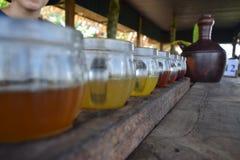 Cups of tea royalty free stock photos
