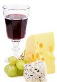 Tasting Cheese Stock Image