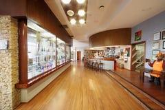 Free Tasting Room In Ochakovo Factory Stock Photo - 32792120