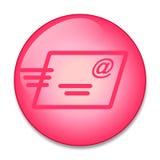 Tasto del email Fotografie Stock Libere da Diritti