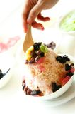 Tasty Ais Kacang Stock Photos