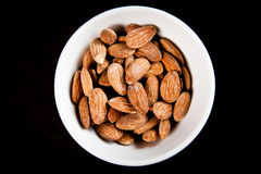 Tasty Almond Stock Photo