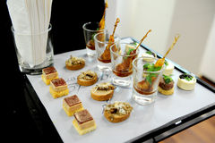 Tasty appetizer Stock Photography