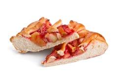 Tasty Apple Pie Stock Images