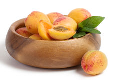 Tasty apricot Royalty Free Stock Images