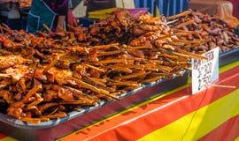 Tasty ayam percik Royalty Free Stock Photography