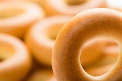 Tasty bagel Stock Photo