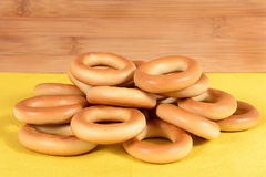 Tasty bagels Stock Image