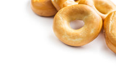 Tasty bagels Stock Photography