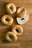 Tasty bagels Royalty Free Stock Image