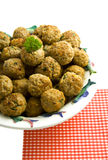 Tasty balls Royalty Free Stock Images