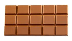 Tasty big bar of chocolate Stock Photo