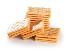 Tasty biscuits Royalty Free Stock Images