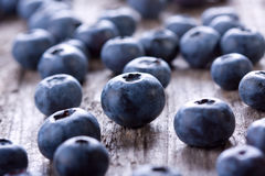 Tasty blueberries Stock Photo