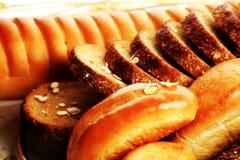 Tasty bread Stock Photography