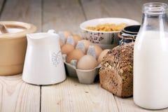 Tasty breakfast Stock Photo