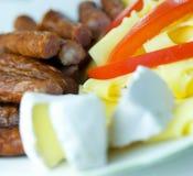 Tasty breakfast Stock Images