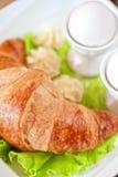 Tasty breakfast Stock Photography