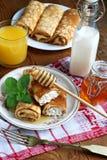 Tasty breakfast Stock Photos