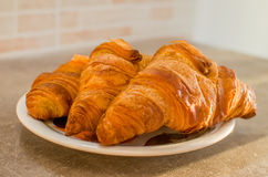 Tasty brioches Stock Photography