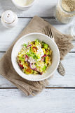 Tasty brussels sprouts with couscous Royalty Free Stock Images