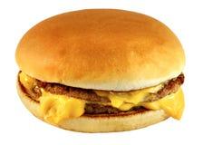 Tasty burger Royalty Free Stock Photo