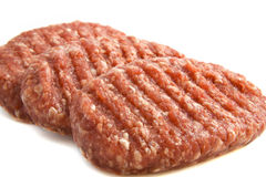 Tasty burgers Stock Photos