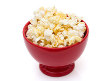 Tasty Butter Popcorn Royalty Free Stock Photo