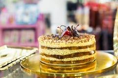 Tasty cake Stock Photos