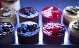 Tasty cakes Royalty Free Stock Photos