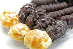 Tasty cakes Royalty Free Stock Image