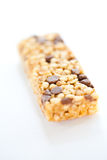 Tasty cereal bars Stock Photography