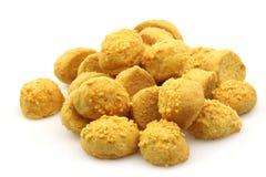 Tasty cheese  snacks Royalty Free Stock Photography