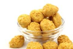 Tasty cheese  snacks Stock Photos