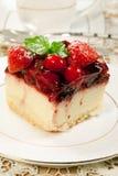 Tasty cheesecake Stock Photos