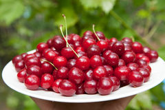 Tasty cherries Royalty Free Stock Image