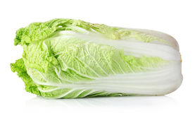 Tasty Chinese cabbage Stock Photos
