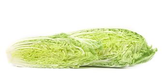 Tasty Chinese cabbage. Royalty Free Stock Photos