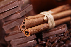 Tasty chocolate Stock Photo