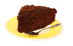 Tasty chocolate cake Stock Image